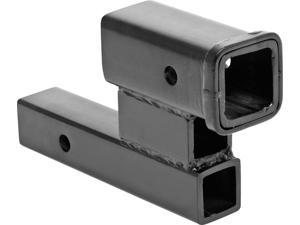 "2"" to 2"" Towing Hitch Rise & Drop Adapter Extension"
