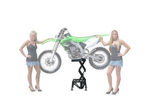 Hydraulic Steel Dirt Bike, Off-Road MX & Motocross Lift Stand