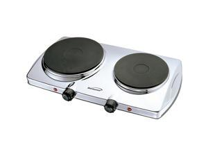 Brentwood TS-372 Electric Twin Burner