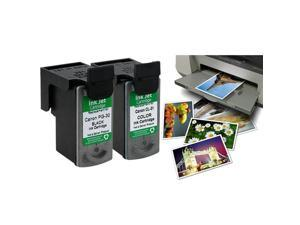 3-piece Ink Combo Kit for Canon PIXMA iP1800 (Remanufactured)