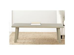 Safavieh Rocco Pearl Taupe Bench