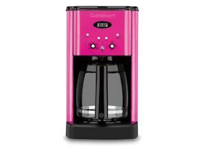 Cuisinart DCC-1200MP Metallic Pink 12-cup Brew Central Programmable Coffeemaker