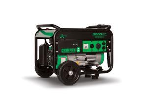 Champion 3500 Watt Portable LPG Generator