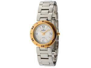 Peugeot Women's Stainless Steel Two-tone Watch