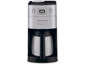 Cuisinart DGB-650BC Brushed Metal Grind-and-Brew 10-cup Automatic Coffee Maker