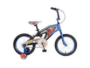Blue 16-inch Spiderman Bike