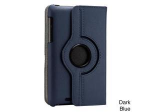 Gearonic 360 Rotating PU Leather Case for Google Nexus 7 Asus Tablet