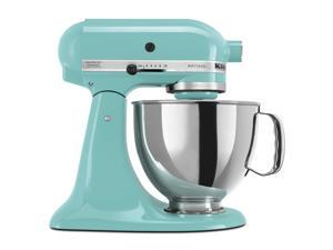KitchenAid KSM150PSAQ Aqua Sky 5-quart Artisan Tilt-Head Stand Mixer** with $50 Cash Mail-in Rebate **