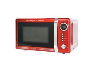 Nostalgia Electrics Retro Series 0.7-Cubic Foot Microwave Oven