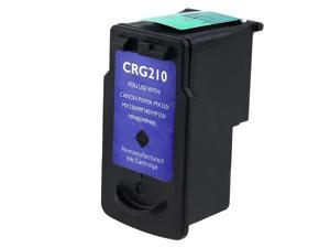 Canon PG-210 Standard-Capacity Black Ink Cartridge (Remanufactured)
