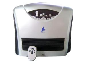 Atlas 9079C Ozonator Dual (Hepa and Active Carbon Filter) Air Purifier Negative Ion Generator With Remote Control (C)