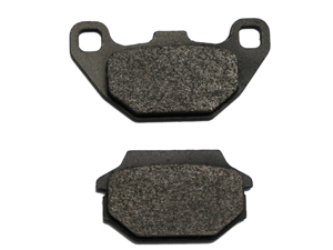 2009-2013 Arctic Cat 150 Utility 2x4 Kevlar Carbon Rear Brake Pads