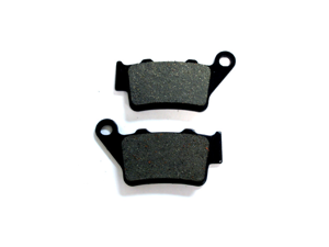 1995-1997 Husqvarna TE 350 Kevlar Carbon Rear Brake Pads
