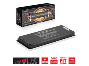 LB1 High Performance© Apple A1185 Laptop Battery (Black) 10.8V