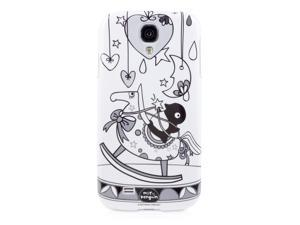 Bone Collection (Samsung Galaxy S4 case) S4 Maru HD Case – Comic-style hard case