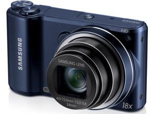 Samsung WB200F 14.2 MP Digital Camera - Black