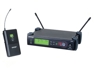 Shure SLX14 Wireless Microphone System G4 (470-494 MHz)