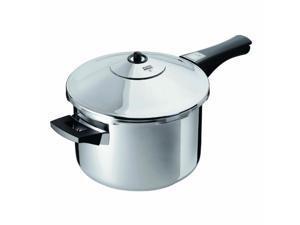 Kuhn Rikon 3344 7.4 Quart Stainless Steel Pressure Cooker