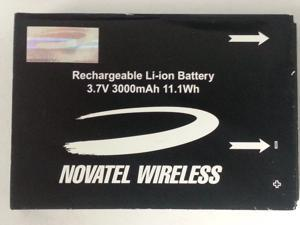 NEW OEM NOVATEL 40123112-001 LO2478001 EXTENDED BATTERY FOR VERIZON JETPACK 4G HOTSPOT MIFI 4620L