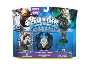 Skylanders Spyro's Adventure Darklight Crypt Adventure Pack