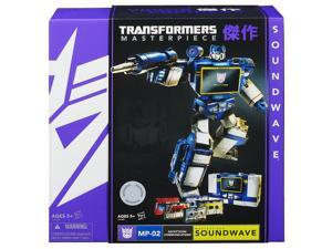 Transformers Masterpiece Soundwave SDCC 2013 Exclusive