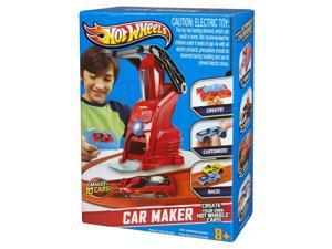 Hot Wheels Car Maker Playset
