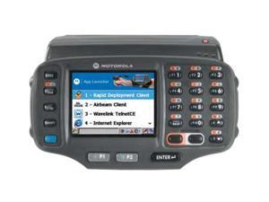 Motorola WT41N0-T2H27ER WT41N0 Mobile Computer - WLAN 802.11 A/B/G/N, TOUCH SCREEN, 2-COLOR KEYPAD, 512MB / 2GB, CE 7.0, EXTENDED BATTERY