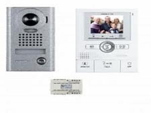 Aiphone Jks1Aedv Ptz Hands-Free 1 X 2 Color Vid Set W Memory