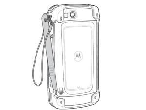 Motorola Sg-Tc55-Boot1-01 Protective/Carry Case