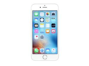 Refurbished: Apple 6S 16GB - T-Mobile Silver (A1688)  No Contract - Grade A
