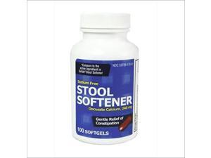 Docusate Calcium Stool Softner - 1 Each