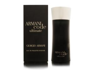 Armani Code Ultimate by Giorgio Armani 1.7 oz EDT Intense Spray