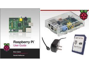 Raspberry Pi Enhanced Bundle with User Guide  by EasyAsPi™