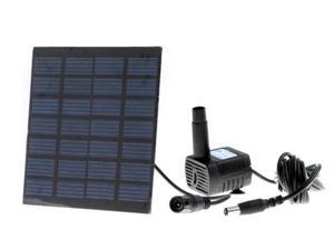 Smart Solar Pump for Pool Garden Pond Plants Fountain Solar-powered Water Pump - OEM