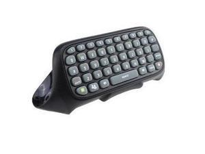 High Quality ABS Keyboard Keypad Messenger Chatpad For Xbox 360 Wireless Controller Black