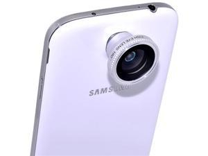 3 in 1 Fisheye Lens + Wide Angle + Micro Lens Photo Kit for Samsung Galaxy S4 SIV i9500 - OEM