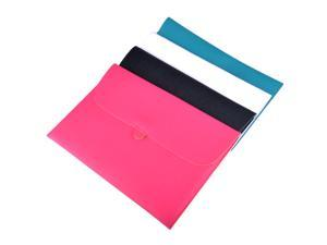 "Soft Netbook Laptop Sleeve Case Bag Pouch Cover For 13"" 13.3"" inch Macbook Air - Pink"