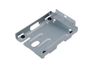 """New Silver Super Slim Replacement Metal 2.5"""" SSD HDD Hard Disk Drive Mounting Adapter Bracket Dock Holder for Sony PlayStation ..."""