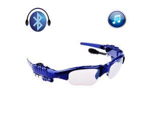 Wireless Bluetooth Handsfree Sunglasses Stereo Music Headphone Headset Earphone for Apple iPhone iPad mini iPod Touch Samsung ... - OEM