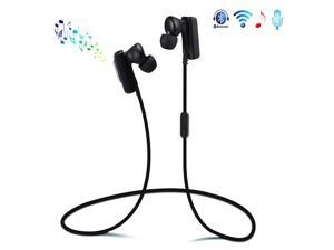 Sports Handsfree Wireless Bluetooth Stereo Headset Earphone Headphone with Mic for Samsung Galaxy S3 S4 S5 Note 3 4 HTC one ...
