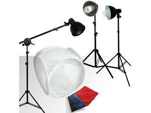 LoadStone Studio Continuous Lighting Kit - 600 W - Polyester
