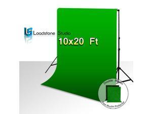 LoadStone Studio Backdrop - Chromakey Green - Muslin