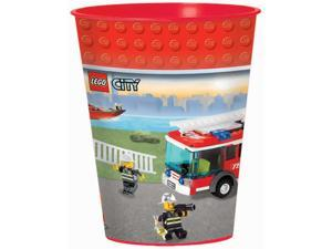 Lego City 16 Oz. Party Cup