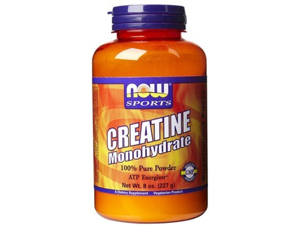 Creatine Powder - Now Foods - 8 oz - Powder