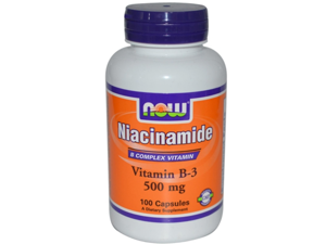 Niacinamide 500mg - Now Foods - 100 - Capsule