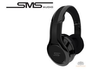 SMS Audio SMS-DJ-BLK STREET by 50 Wired DJ Headphones - Black