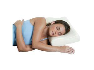 US Jaclean Sleep Eze Orthopedic Contour Pillow