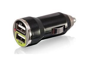 3.1 Amp Dual USB Car Charger with 3-Ft iPhone 5 Cable