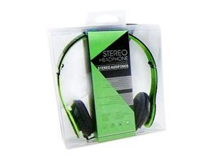 Foldable Overhead Studio-Grade Stereo Headphone with Microphone HF-GH011-HPK