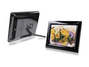 "Sungale PF803  8"" Digital Photo Frame (Black)"